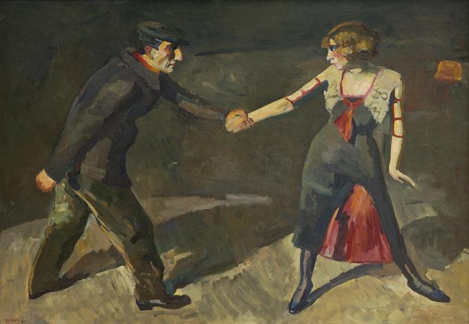 La valse chaloupé by Kees Maks