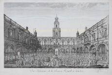 London, Royal Exchange  by  Daumont