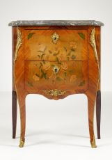 Small French Louis XV Commode