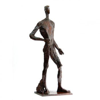 Jeune homme moderne by Léon Indenbaum