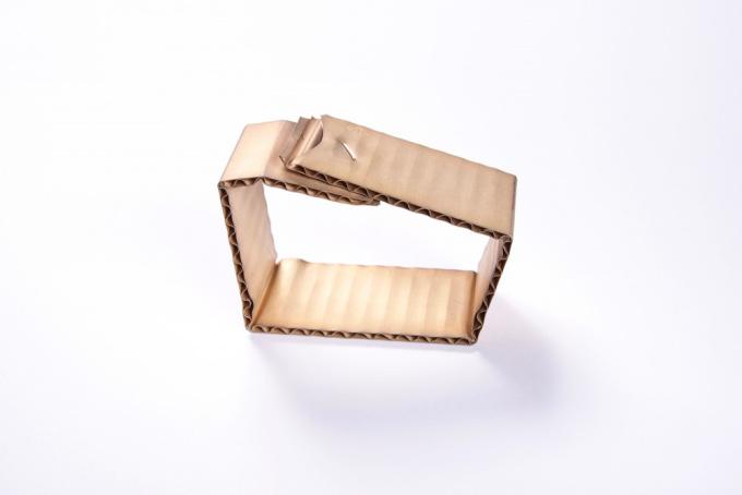 Bracelet 'Cardboard' by David Bielander