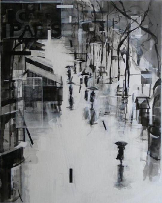 Parisian light II by Wessel Huisman