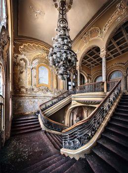Abandoned Casino by Jan Stel