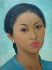 Indonesian portrait