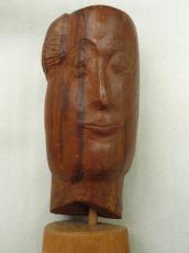 'Vrouwenhoofd' by Gène Eggen