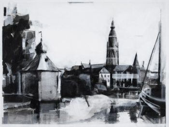 28th of March 1963, in the late afternoon by Wessel Huisman