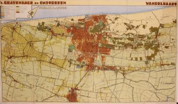 The Hague- Wassenaar- Voorburg  by  Mouton & Co.
