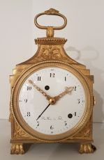 French officers clock