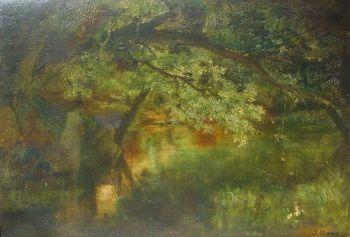 Bathing women by Jacob Maris
