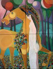 Wonderland by Theo Mackaay
