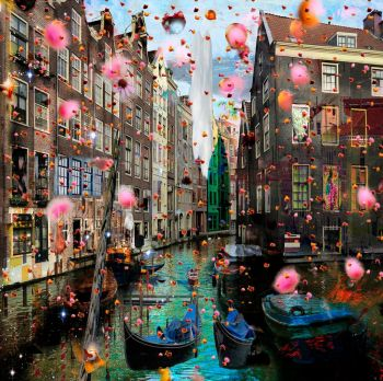 Amsterdam opus 551 by Geert Lemmers