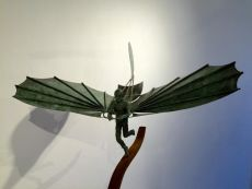 Otto Lilienthal by Hans Jouta