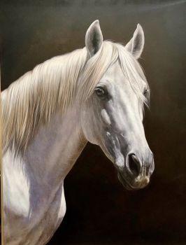 'Stallion' by Lin Jin Chun