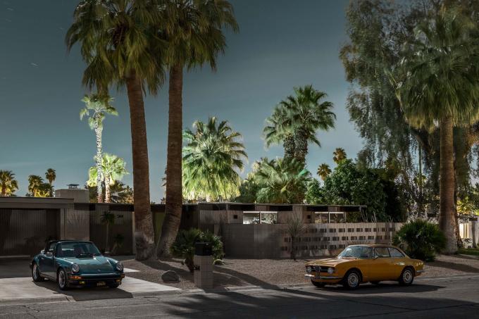 514 Roxanne - Midnight Modern by Tom Blachford