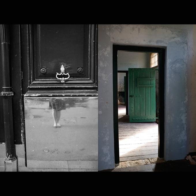 Open by Eline Klein