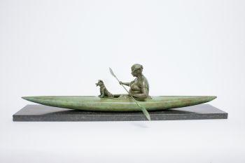 Au fil de l'eau by Véronique Clamot