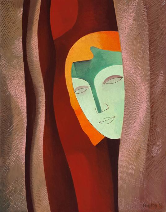 Extase (Revuemeisje) by Herman Bieling