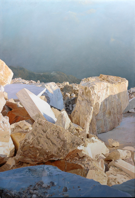 Carrara Luca Pomeridiana by Riccardo Bonsignori