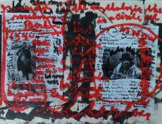 'Zonder titel' by Anton Heyboer